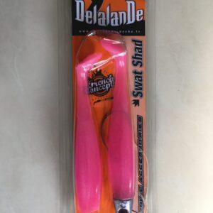 Delalande weedless swat shads 20g pink