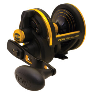 PENN SQUALL LEVER DRAG REEL SIZE 30,40,50 RIGHT AND LEFT HAND