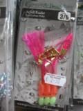 ACHILL RAIDER PINK 3 HOOK RIG