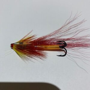 Red Flamethrower J.C. tube fly