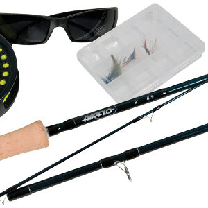 AIRFLO COMPLETE FLY OUTFIT ,ROD,REEL,LINE ETC