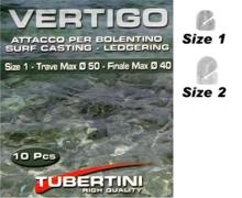 TUBERTINI CLIP ON BEADS VERTIGO .45 BODY 10 PACK