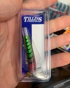 TILLINS KING COBRA COLOUR 9
