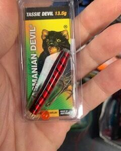 Wigstons tazmanian devil 13gr COLOUR 43