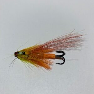 Orange Flamethrower j.c. tube fly