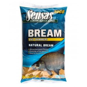 Sensas 3000 Super Bream Natural 1kg