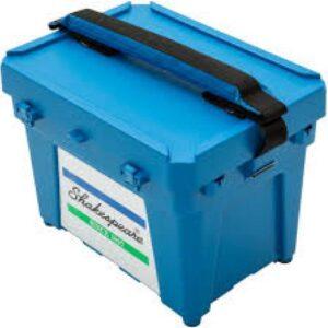 SHAKESPEARE SEATBOX BLUE NEW TYPE