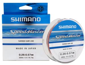 SHIMANO SPEEDMASTER 220M TAPERED LINE .23-.57