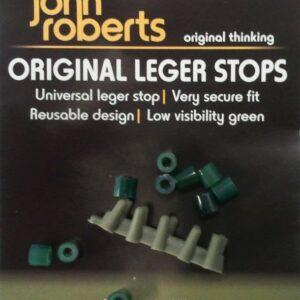 JOHN ROBERTS SOFT LEDGER STOPS